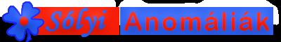Sólyi Anomáliák